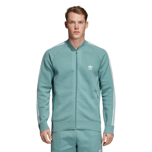 MEN'S ADIDAS ORIGINALS BF KNIT TRACK TOP offer